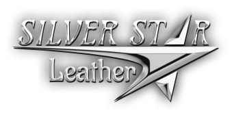 Silver Star Leather Logo